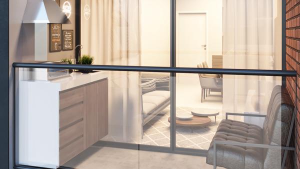 5 estratégias de decoração para apartamento pequeno