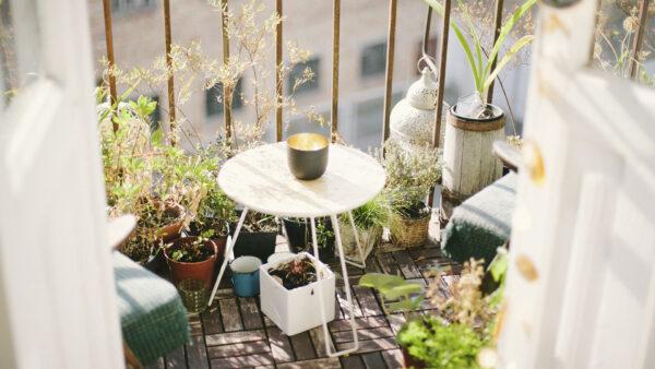 5 dicas para varanda de apartamento
